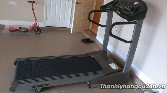 Thanh lý máy chạy bộ điện Vision Fitness T9450 HRT