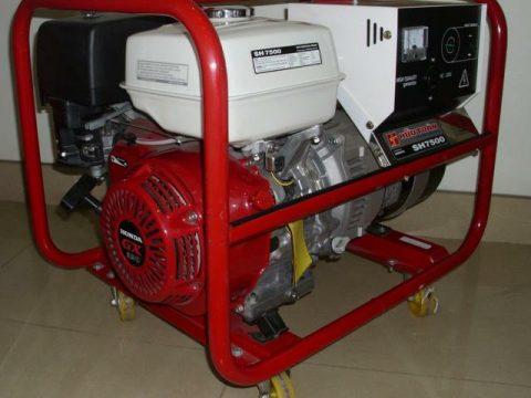 Thanh lý máy phát điện Honda - Thanh lý máy phát điện Honda