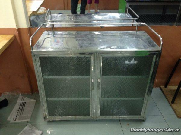 Thanh lý tủ chén in ốc 304 - Thanh lý tủ chén in ốc 304