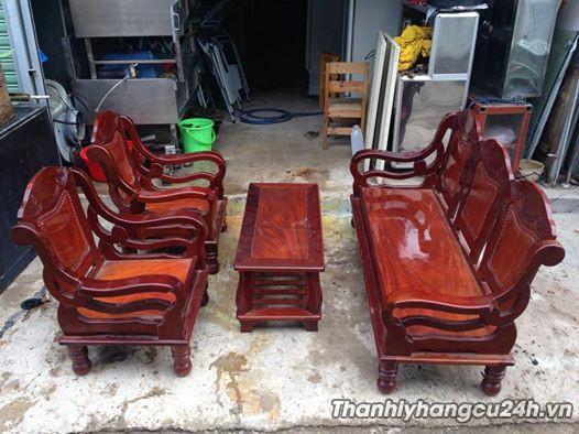 Thanh lý bộ bàn ghế gia đình - Thanh lý bộ bàn ghế gia đình