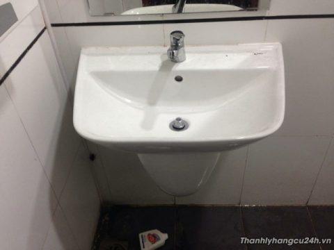 Thanh lý lavabo chậu rửa