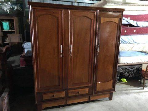 tủ quần áo thanh lý gỗ cầm - tủ quần áo thanh lý gỗ cầm