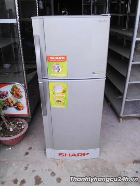 Thanh lý tủ lạnh sharp giá rẻ - Thanh lý tủ lạnh sharp giá rẻ