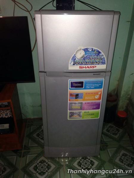 Thanh lý tủ lạnh sharp 157l - Thanh lý tủ lạnh sharp 157l