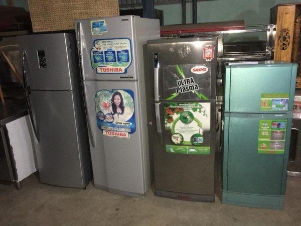 Tủ lạnh thanh lý