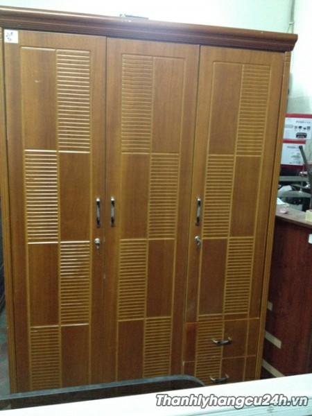 tủ quần áo gỗ cũ