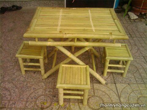 Mua bán bàn ghế tre quán nhậu - Mua bán bàn ghế tre quán nhậu