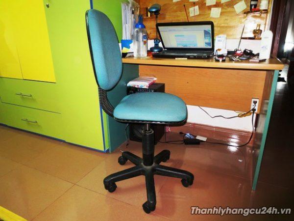 Mua bán ghế xoay văn phòng xanh cũ