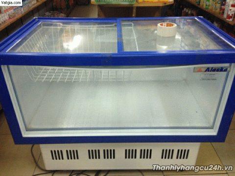 Mua bán tủ mát cũ Alaska nằm - Mua bán tủ mát cũ Alaska nằm