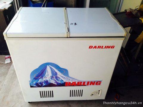 Thanh lý tủ đông DARLINH - Thanh lý tủ đông DARLINH