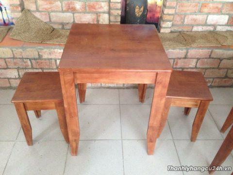 Bộ bàn ghế đôn - Bộ bàn ghế đôn