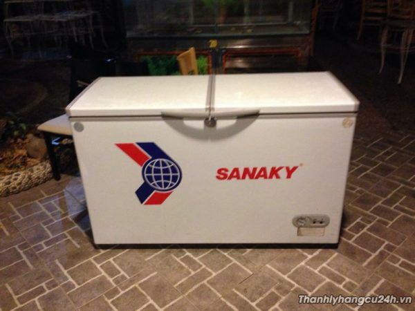 Thanh lý tủ đông SANAKY VH-405W1