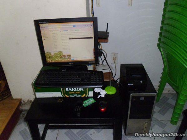 Thanh lý máy vi tính + tính tiền