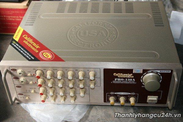 Thanh lý Amlly Califonia Pro-138A