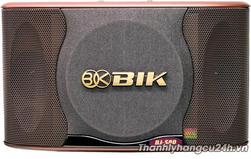 Thanh lý Loa karaoke BIK Bj S 80GL