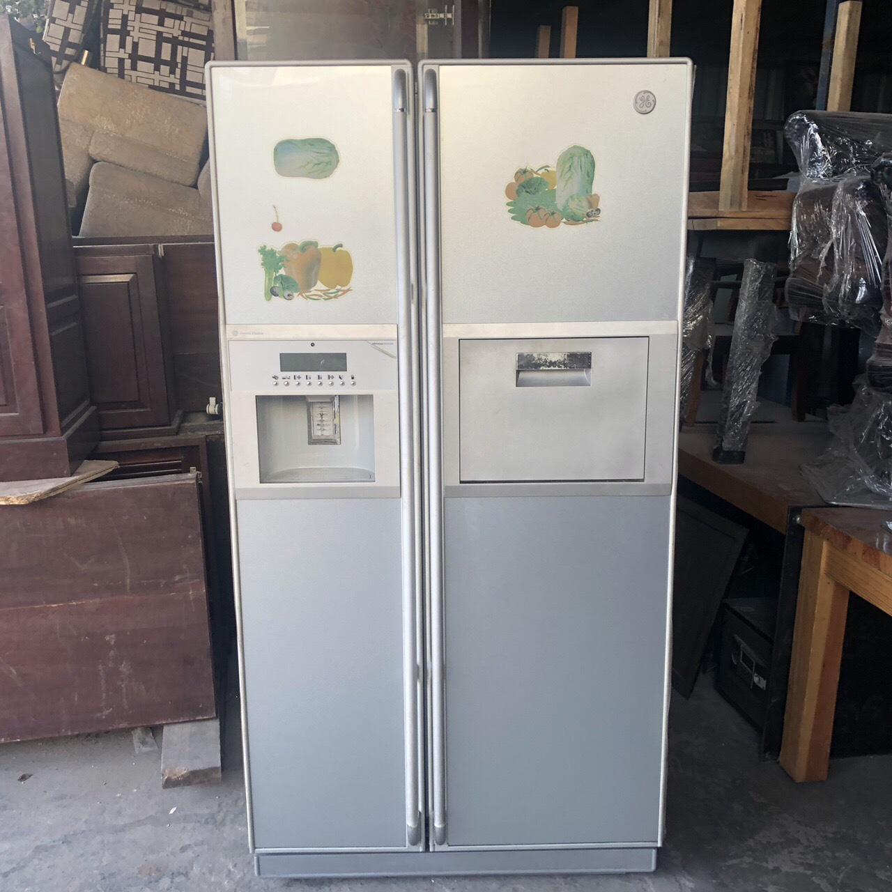Thanh lý tủ lạnh sharp giá rẻ