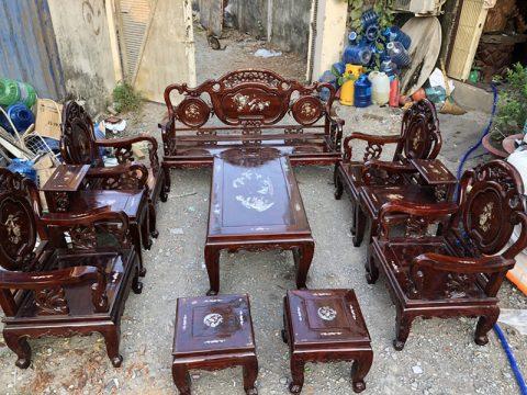 Thu mua bàn ghế cũ TPHCM