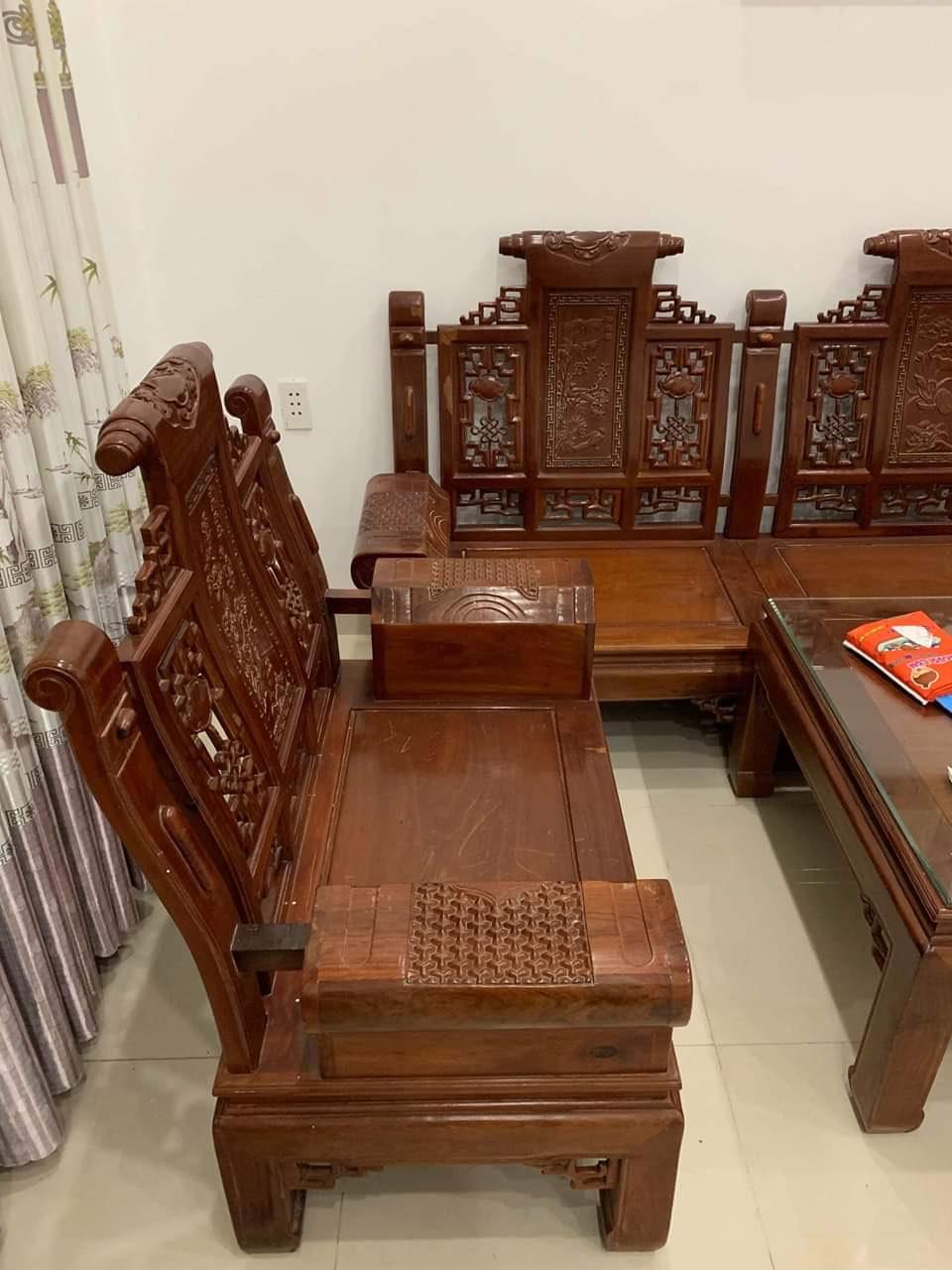 Bàn ghế phòng khách HCM