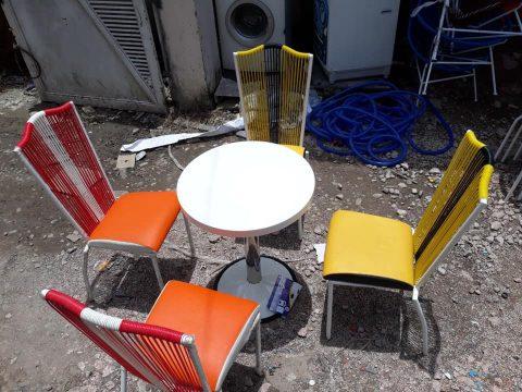 bàn ghế cafe thanh lý tphcm