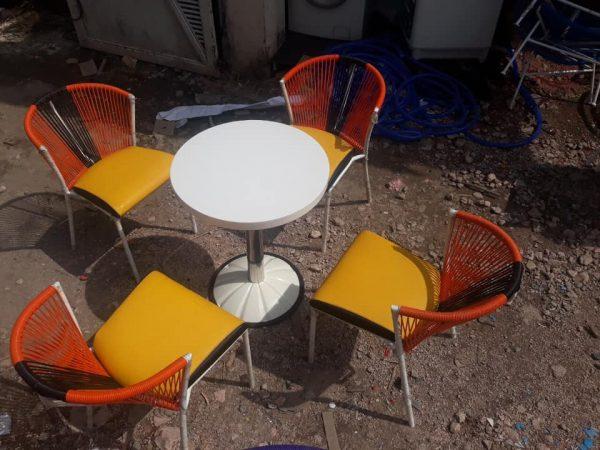 Bàn ghế cafe thanh lý giá rẻ