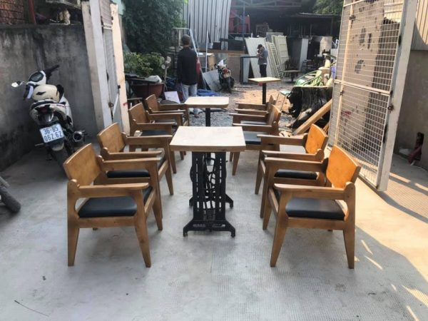Thanh lý bàn ghế cafe giá tốt