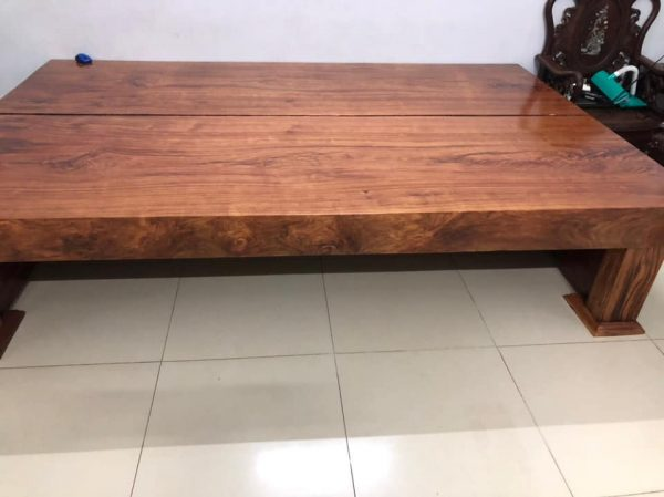 Thanh lý sập cũ gỗ hương