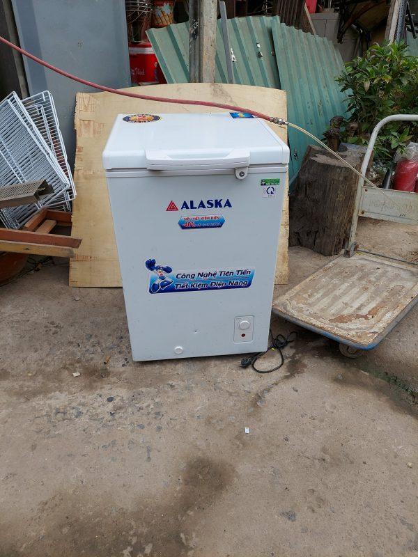 Thanh lý tủ đông Alaska BD 150