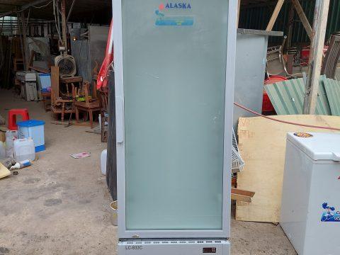 Thanh lý tủ mát alaska LC 833C