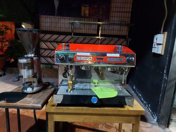thanh lý máy pha cafe 2 group