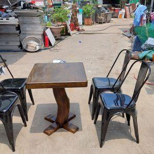 thanh lý bàn ghế cafe cũ