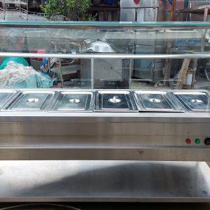 thanh lý xe hâm nóng đồ ăn