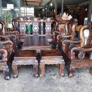 Mua bàn ghế cũ Q1 TPHCM